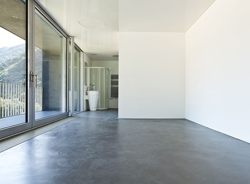 Professional Polished Concrete, Grinding and Polishing