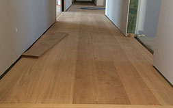 Supply a range of durable hardwood flooring and services
