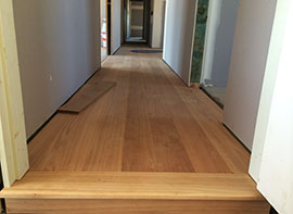 Laying Timber Floorboards