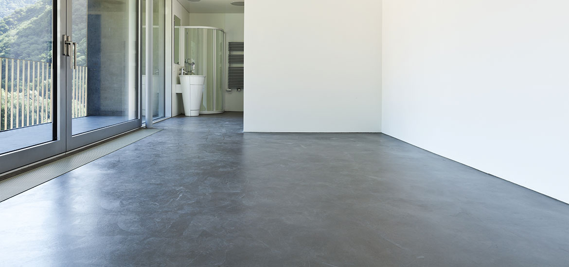 Polished Concrete, Grinding, Polishing & Sealing